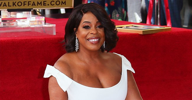 Niecy Nash Looks Back at One of the Happiest Moments of Her Life by Posting a Throwback Picture