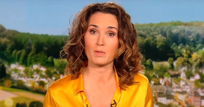 Marie-Sophie Lacarrau sera absente du JT de 13h : elle s'explique