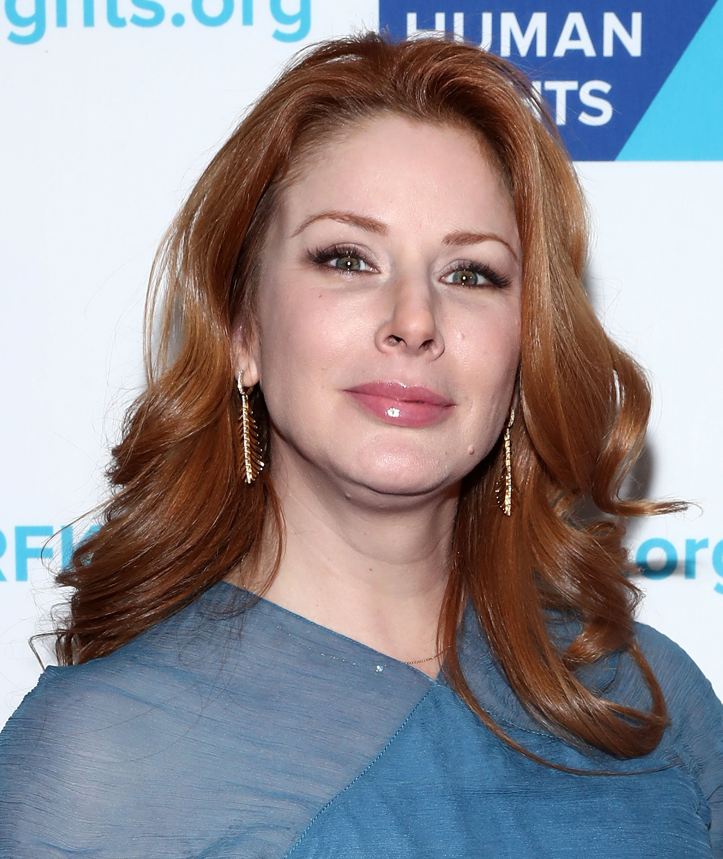 Diane Neal attends the 2016 Robert F. Kennedy Human Rights' Ripple Of Hope Awards at New York Hilton Midtown on December 6, 2016, in New York City. | Source: Getty Images.