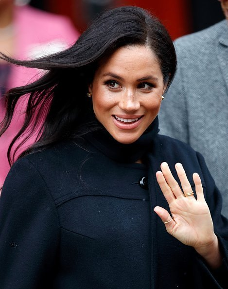 Meghan Markle - Quelle: Getty Images