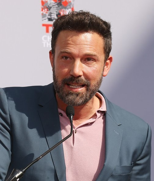 Ben Affleck at TCL Chinese Theatre on October 14, 2019 in Hollywood, California. | Photo: Getty Images
