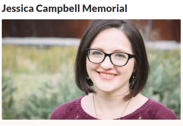 The family has set up a goFundMe page for the late Campbell. | Photo:www.gofundme.com/f/jessica-campbell-memorial