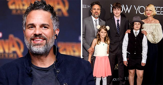 Mark Ruffalo Takes Pride in Being a Doting Dad — Meet His 3 Gorgeous Kids