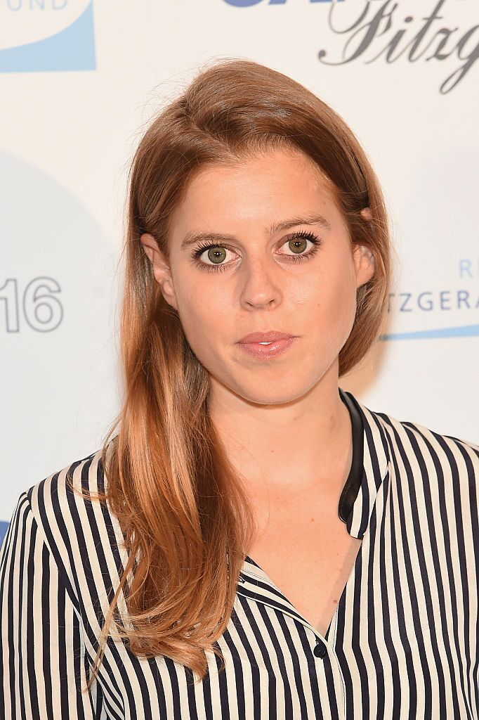 Princess Beatrice of York at the Annual Charity Day at Cantor Fitzgerald on September 12, 2016 | Photo: Getty Images