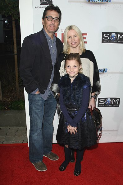 """Scott Baio and family at the Los Angeles premiere of """"BELIEVE"""" on November 21, 2016 
