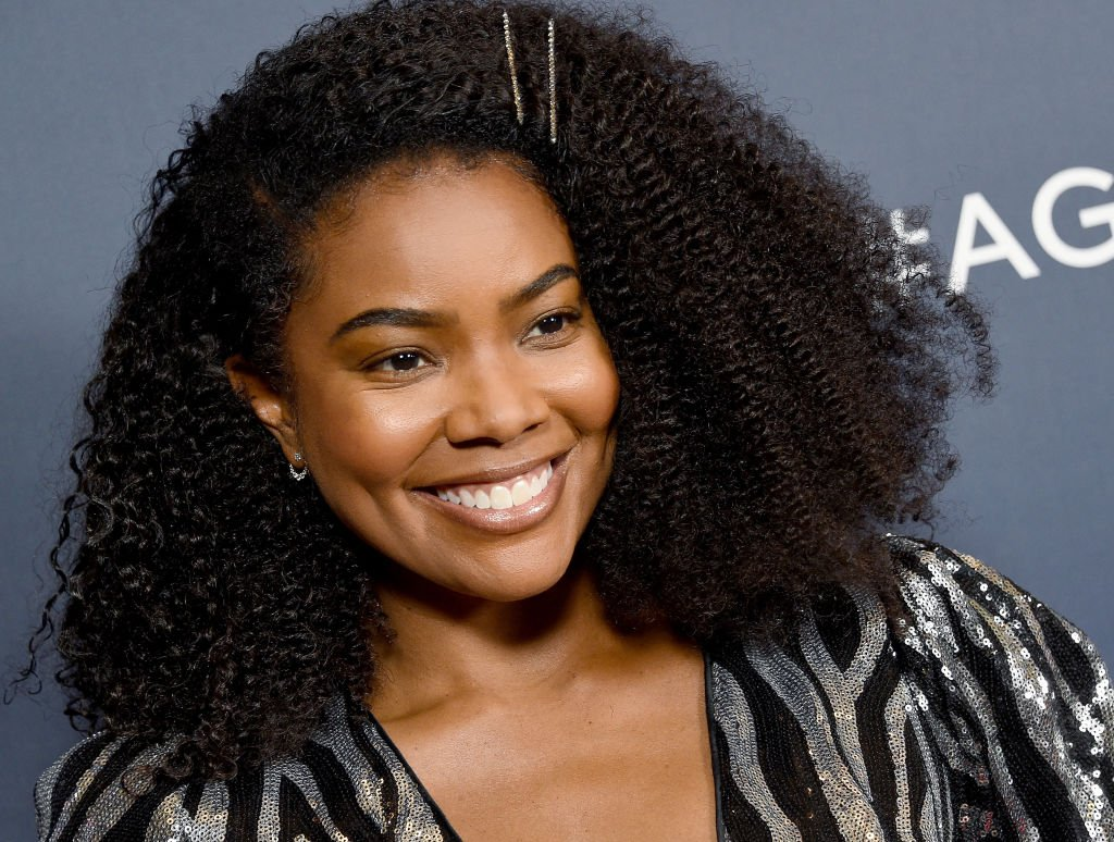"""Gabrielle Union arrives at """"America's Got Talent"""" Season 14 Live Show Red Carpet at Dolby Theatre 