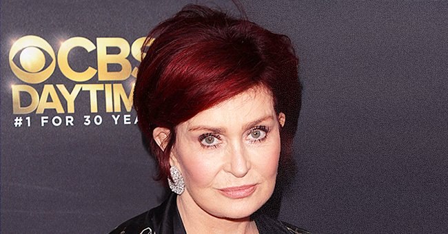 Sharon Osbourne From 'the Talk' Slammed After Dramatically Changing Her Hair Color From Red to Platinum Blonde