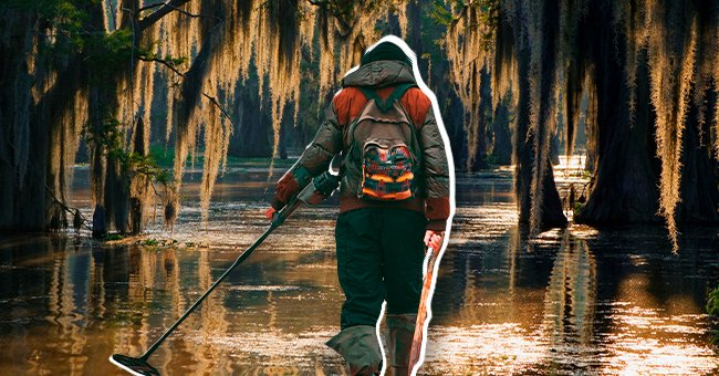 An Army Ranger went to the bayou in search of alligators. | Photo: Shutterstock