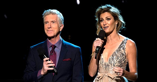 'Dancing with the Stars' Former Hosts Tom Bergeron & Erin Andrews Reunite — See Fan Reactions