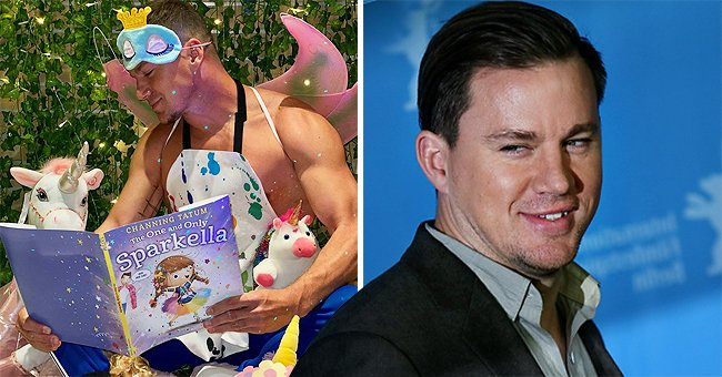 Channing Tatum to Publish First Children's Book Dedicated to Daughter Everly