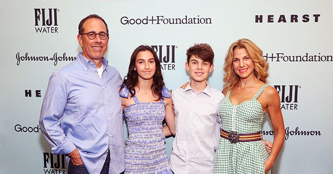 Jerry Seinfeld's Children Are All Grown up and Look like Their Parents (Photos)