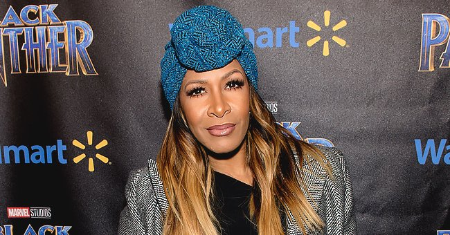Shereé Whitfield Speaks up after Testing Positive for COVID-19