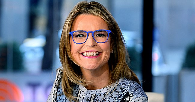 See How Savannah Guthrie Celebrated the Success of Her Cataract Removal Surgery While Live on 'Today'