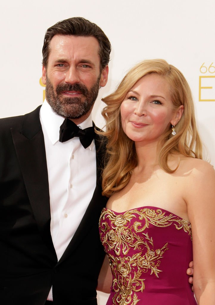 who is jon hamm dating right now
