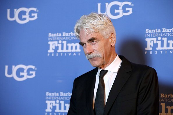 Sam Elliot attends the Virtuosos Award Presented By UGG during the 34th Santa Barbara International Film Festival at Arlington Theatre | Photo: Getty Images