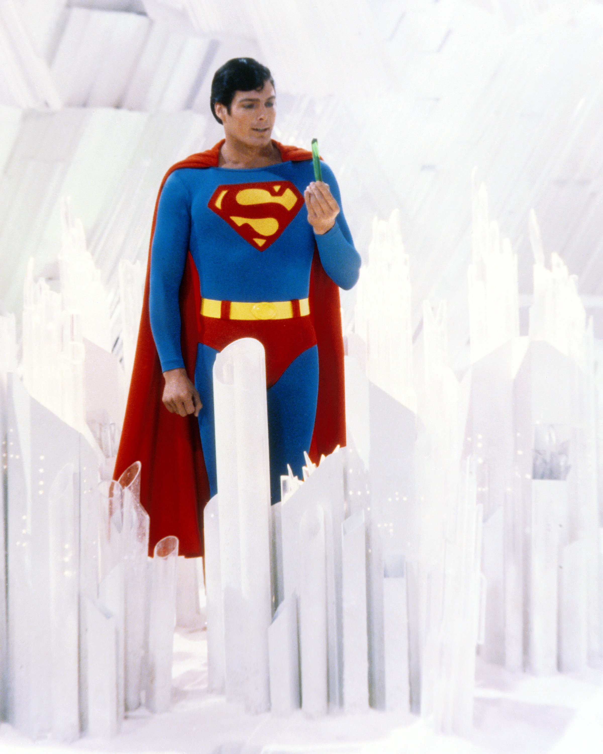 Chris Reeve in 'Superman' 1978 | Photo: Getty Images