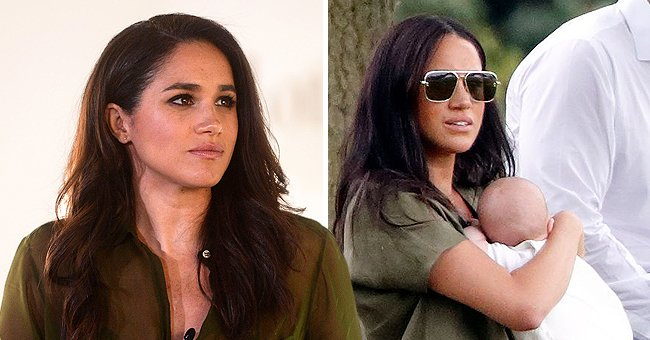 Closer Weekly: Meghan Wants to Be with Lili around the Clock despite Exhaustion from Childbirth