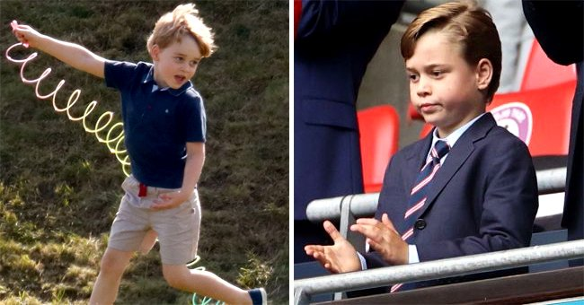 Here's Why Prince George Is More of a Young Man Than a Little Boy Now