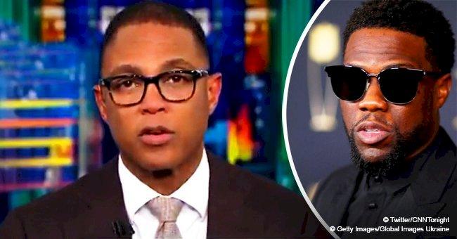 CNN's Don Lemon asks Kevin Hart to become an 'LGBTQ ally' following his viral homophobic posts