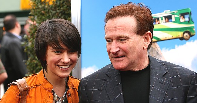 Robin Williams' Daughter Zelda Reveals Why She Goes Offline on the Day of Her Dad's Death Anniversary