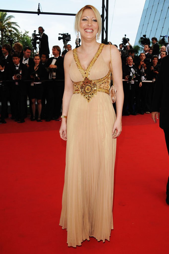 Loana le 17 mai 2009 à Cannes. l Source : Getty Images