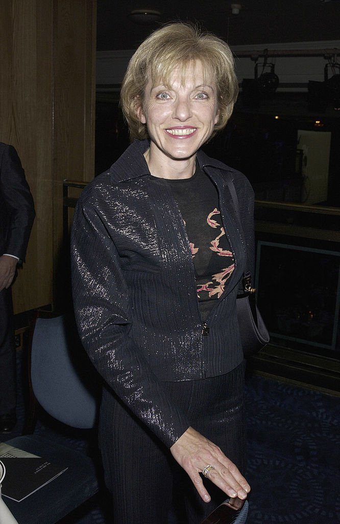 Mary Austin à Londres le 5 novembre 2002. l Source : Getty Images