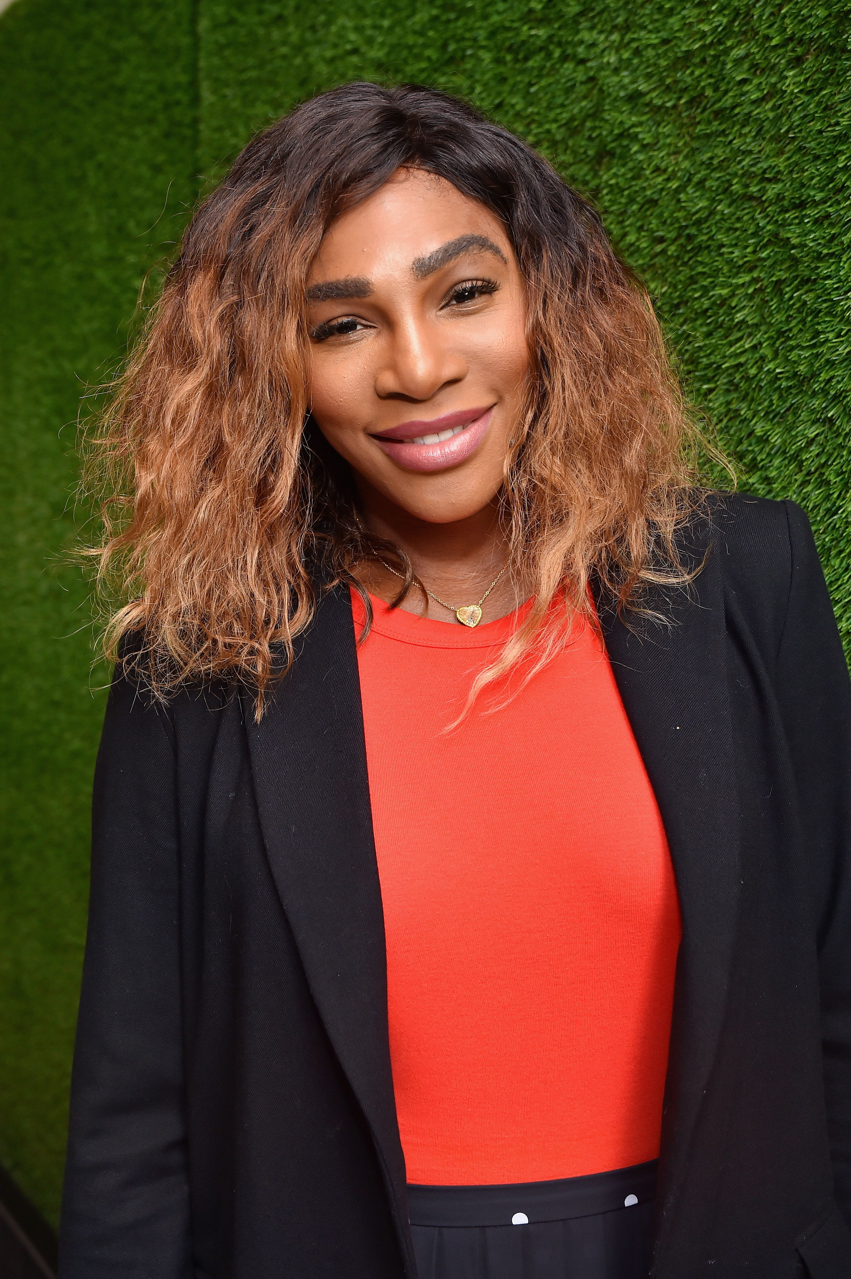 Serena Williams at the BoF West summit at Westfield Century City on April 26, 2019 in Century City, California | Photo: Getty Images