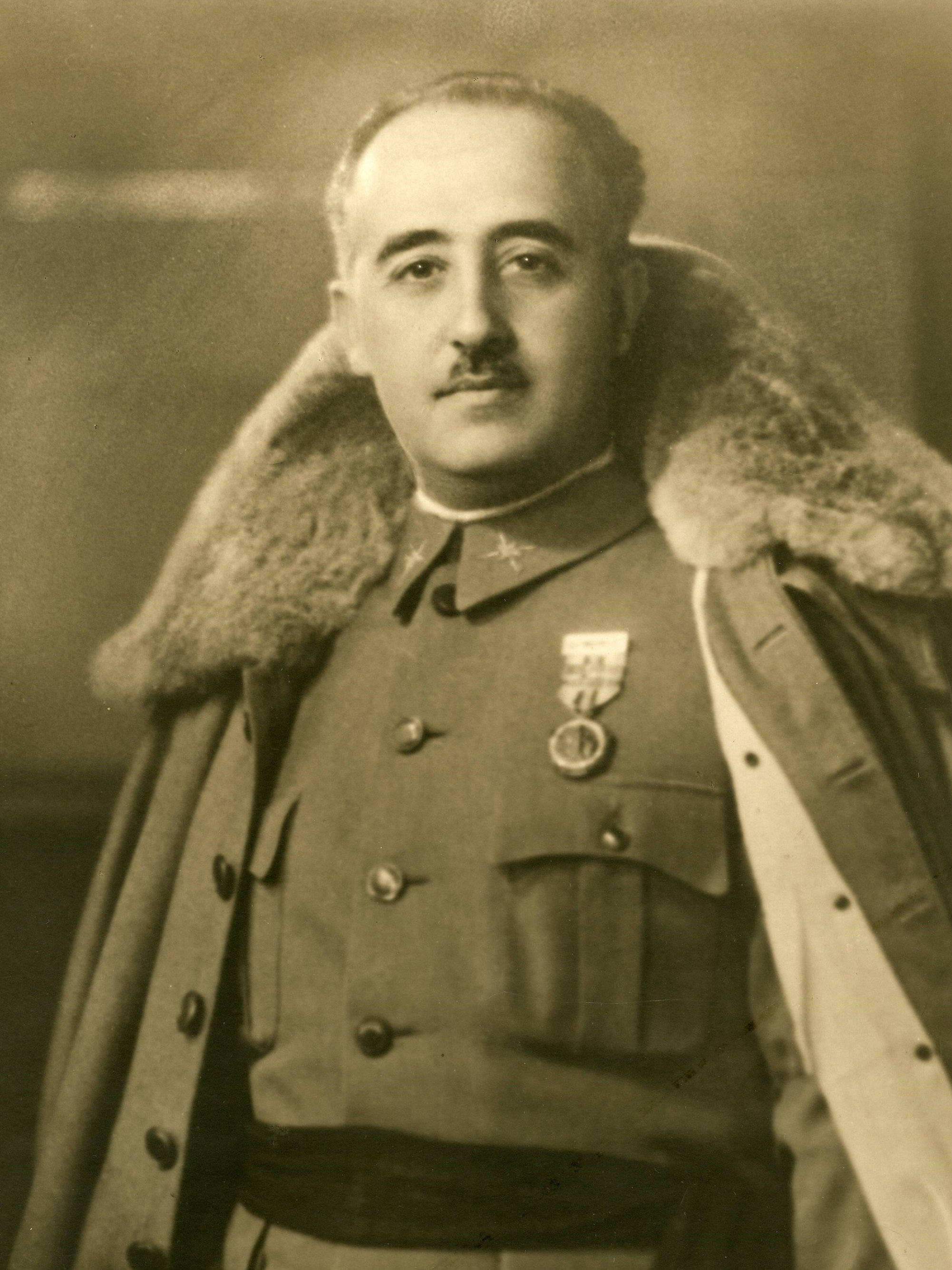 Francisco Franco 1930 | Imagen: Wikipedia