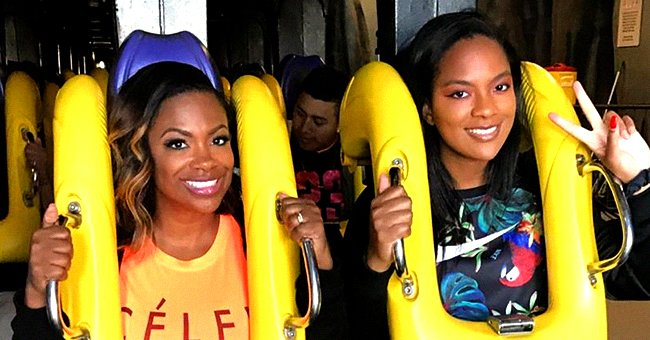 See How Kandi Burruss' Daughter Riley Responded to Haters after Rumors of Her Alleged Nose Job