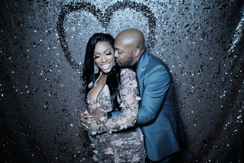 The Real Housewives of Atlanta Porsha's Having a Baby with Porsha Williams, Dennis McKinley - Season 1   Photo: Getty Images