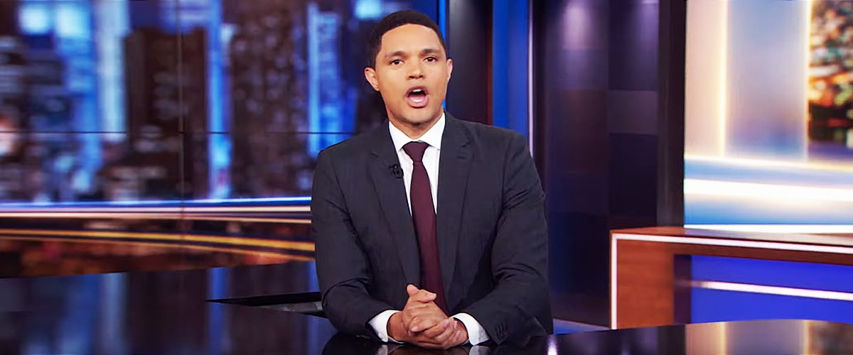 Trevor Noah's Rise to Stardom from Virtually Unkown Comedian to Host of 'The Daily Show'