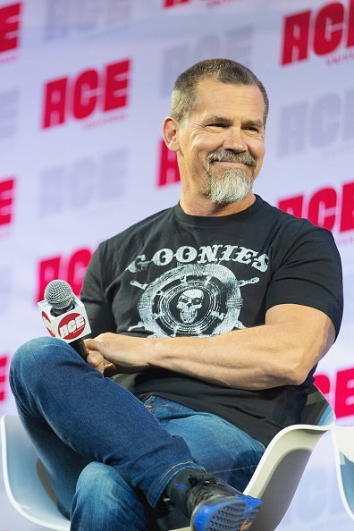 Josh Brolin speaks on stage during ACE Comic Con at Century Link Field Event Center on June 28, 2019 | Photo: Getty Images