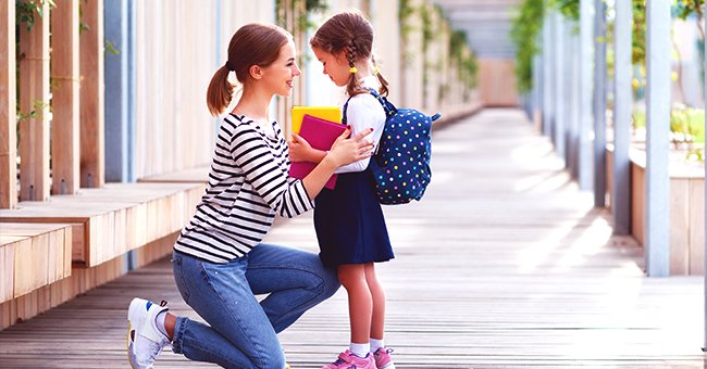 Daily Joke: Little Girl Brings Report Card Home to Her Parents