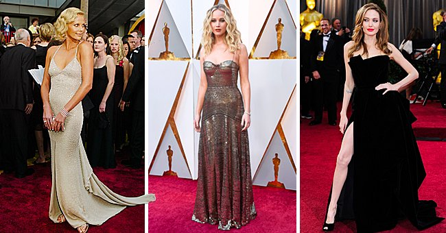 Most Breathtaking Oscars Outfits from Female Celebrities over the Years