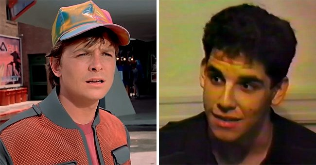 Rare 'Back to the Future' Video Shows Ben Stiller Auditioning for the Role of Marty McFly