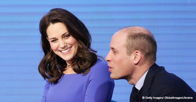 Here's How Kate Middleton Responded to a Question about 'Baby Number 4'