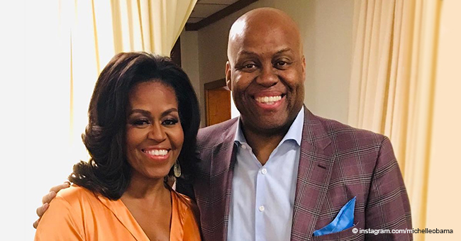 Michelle Obama Message to Her Brother Craig on His 57th Birthday