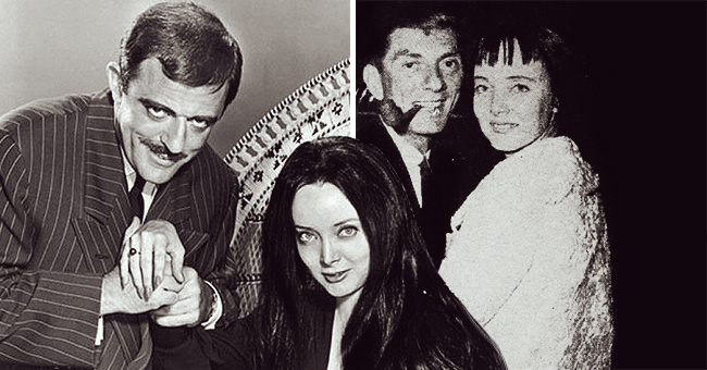 Life and Tragic Death of Aaron Spelling's First Wife Carolyn Jones Who Was Best Known for Portraying Morticia Addams