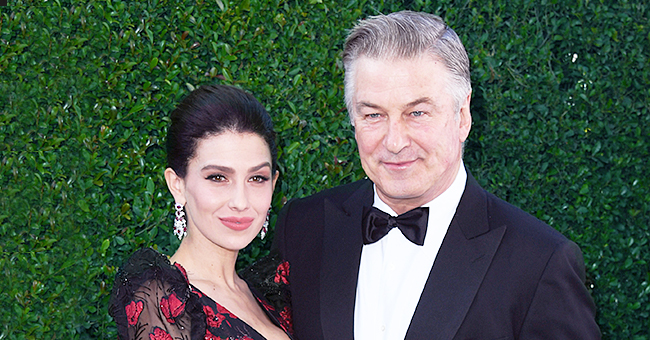 Alec Baldwin's Wife Hilaria Posts Ultrasound Picture & Says She'll Know Baby's Gender in a Week or 2