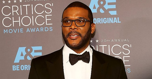 Tyler Perry's Longtime Love Gelila Bekele Stuns in a Strapless Black Dress with Pearl Necklace
