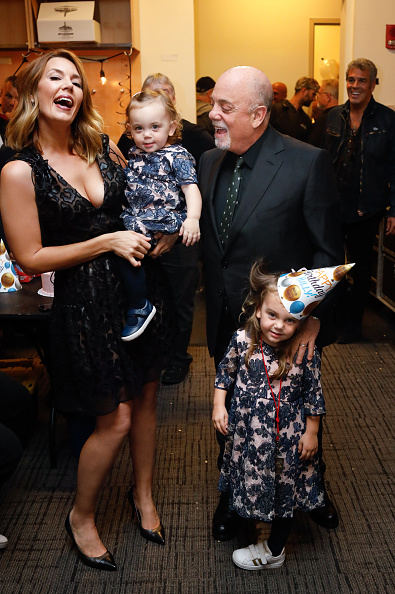 Billy Joel and his family | Photo:Getty Images