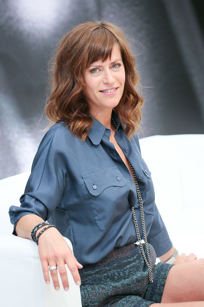 L'actrice Anne Caillon. l Photo : Getty Images