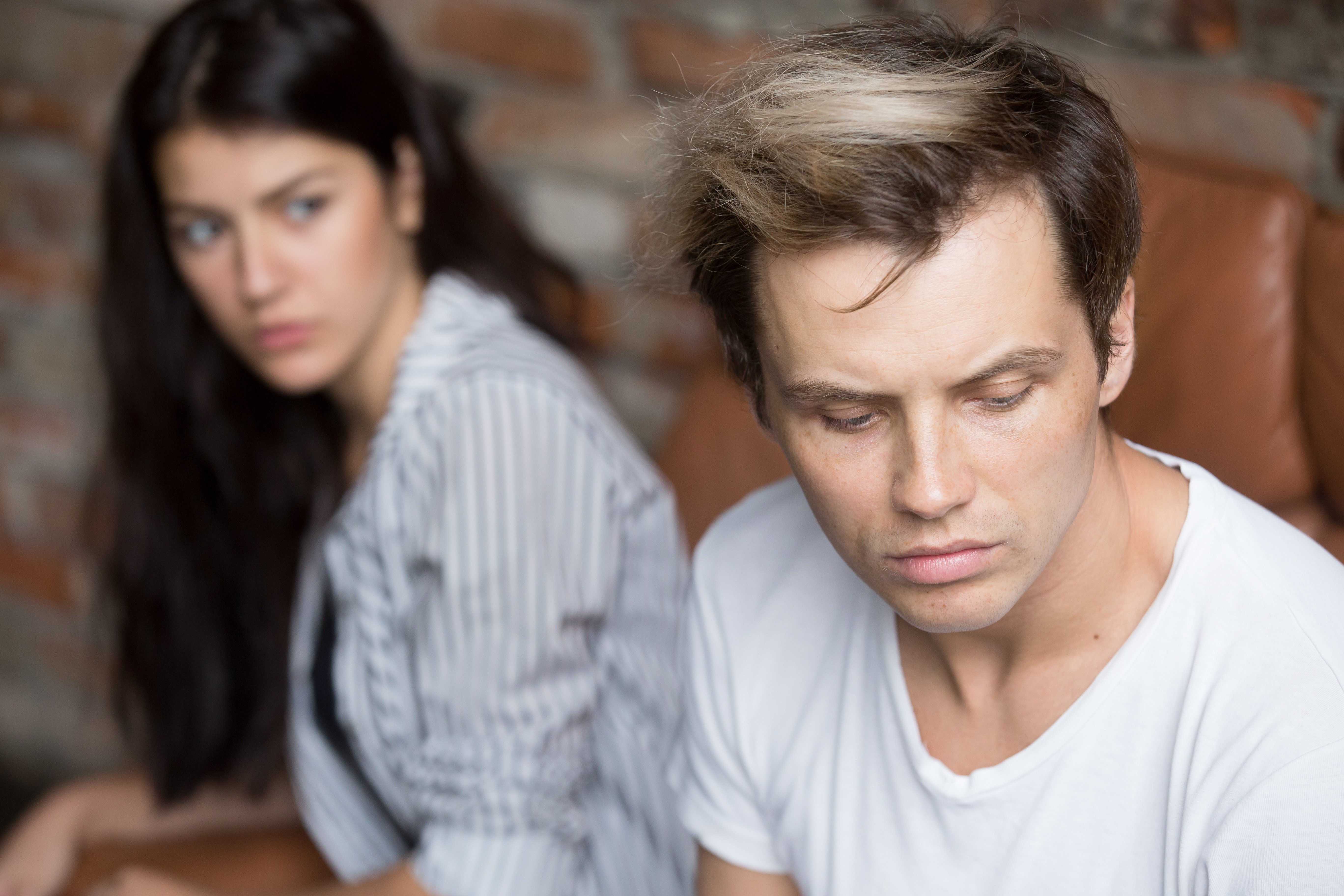 Couple angry at each other | Photo: Shutterstock