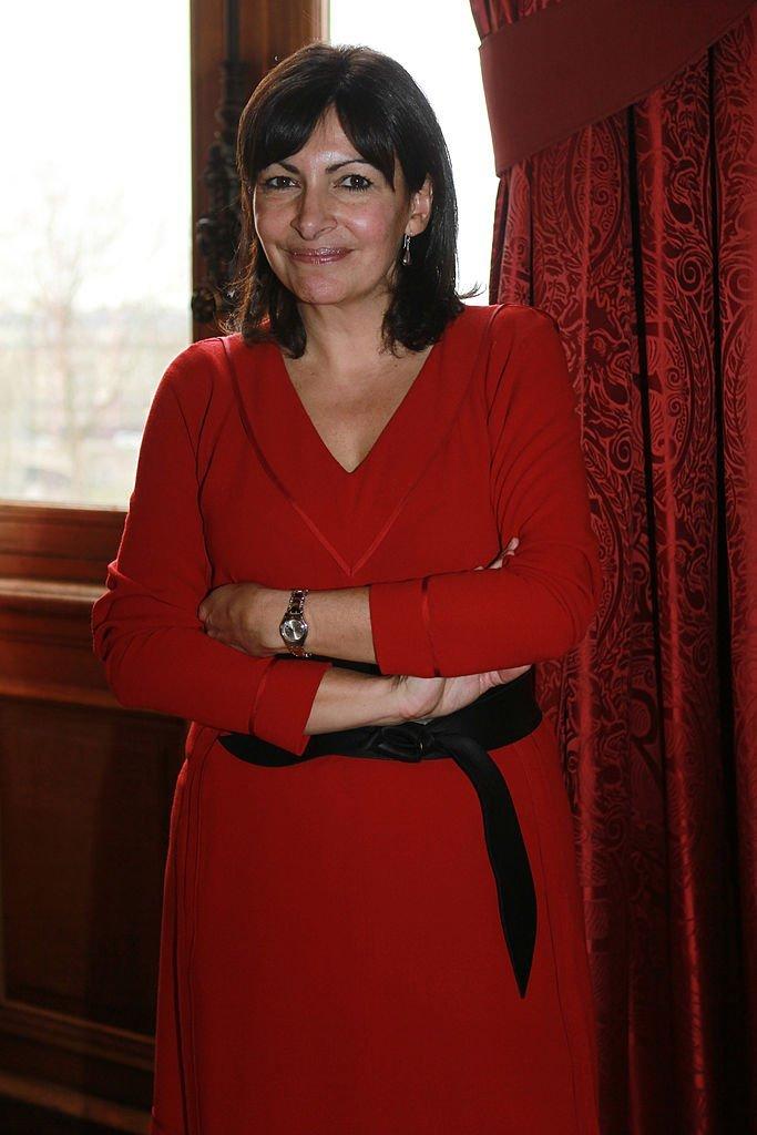 Anne Hidalgo en 2009. Photo : Getty Images