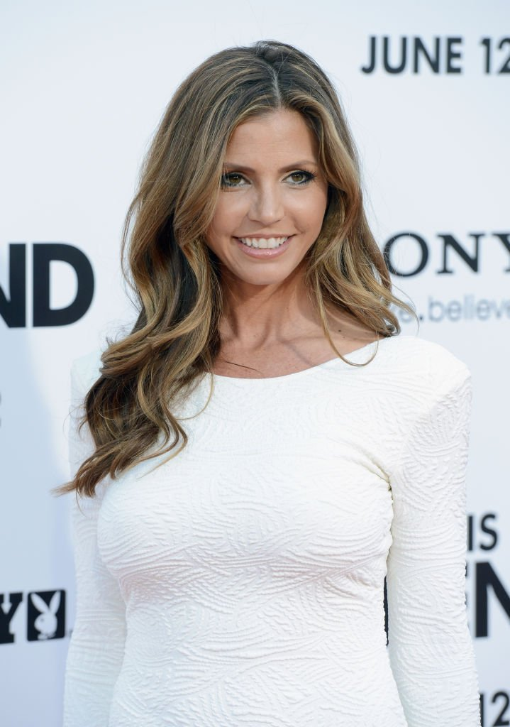 "Charisma Carpenter attneds the premiere of ""This Is The End"" in Westwood, California on June 3, 2013 