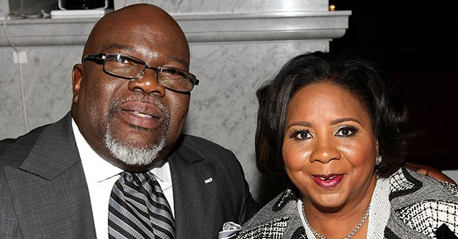 Bishop TD Jakes Showers His Wife Serita With Compliments in a Heartfelt Tribute on Her Birthday