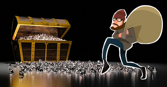 Daily Riddle: The Diamonds Are Gone — Find the Thief