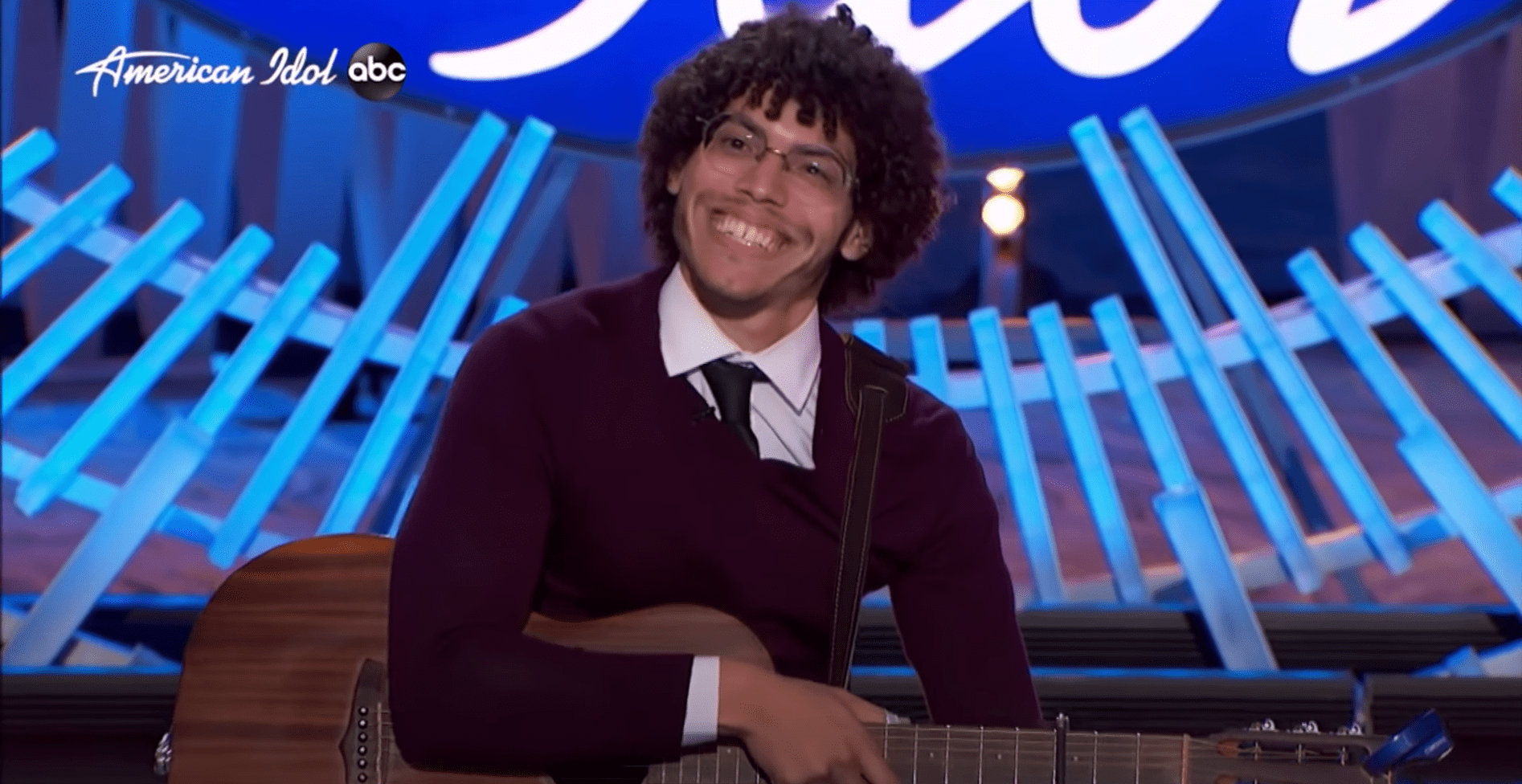 """Philip Murphy prepares to audition for the """"American Idol"""" season 19 judges on March 7, 2021. 