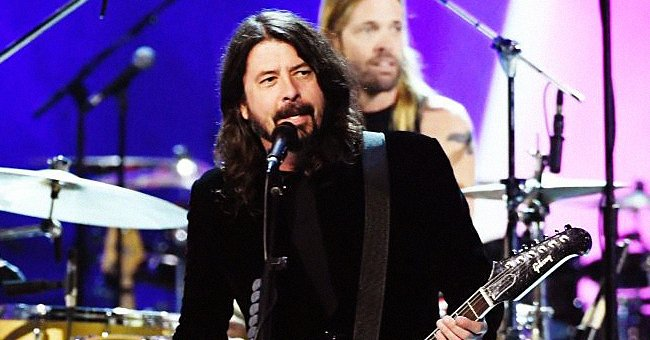 Dave Grohl performs onstage during the 62nd Annual Grammy Awards on January 28, 2020 in Los Angeles, California.   Photo: Getty Images