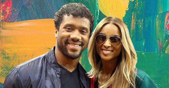 Ciara Proudly Shares Adorable Clip of Youngest Son Win Taking First Steps on Football Field